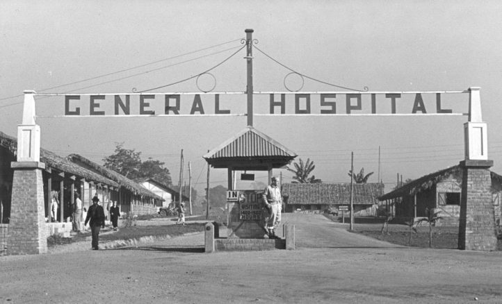 Photograph of 20th General Hospital