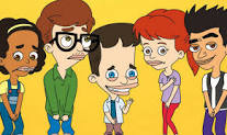 Big Mouth promotional image