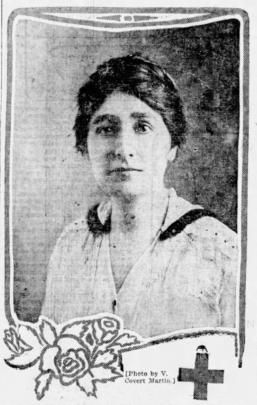 Portrait of Dr. Minerva Goodman
