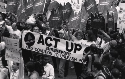 Acting Up and Fighting Back: Stories of ACT UP