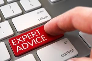 Finger pressing expert advice key