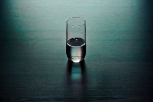 Positive Attitude Reframing: The glass is half full.