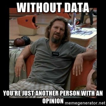 Without Data