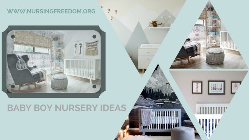 20 Baby Boy Nursery Ideas You Could Try