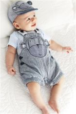 baby boy coverall1