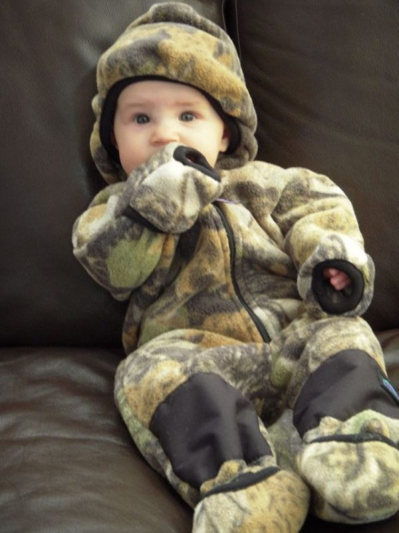 newborn baby boy - Baby Camouflage Clothes