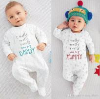 cute baby boy coverall