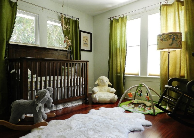 Baby Boy Nursery Ideas - Forest Friend Nursery