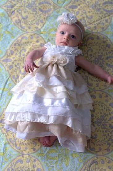 Newborn Baby Girl Dresses - Formal Dress Baby Girl Dresses