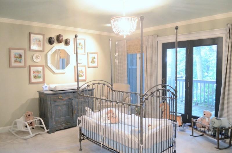 Baby Boy Nursery Ideas - Natural Nursery