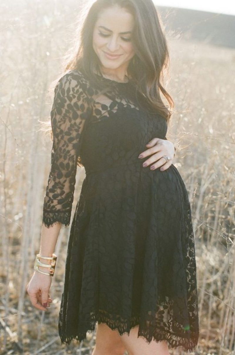 Cute Maternity Dresses for Baby Shower