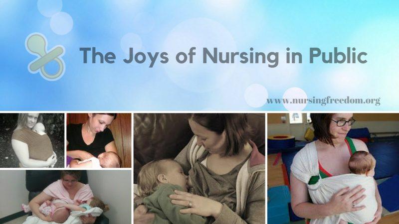 The Joys of Nursing in Public