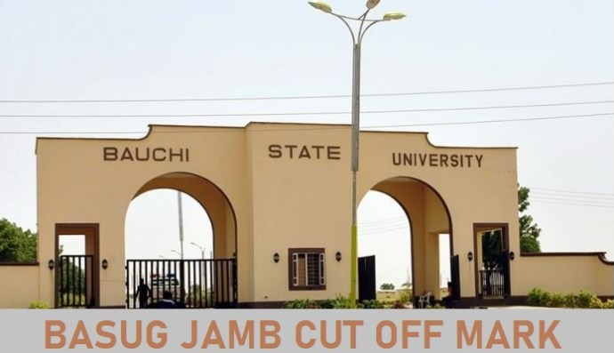 Bauchi State University(BASUG) JAMB Cut Off Mark for All Courses 2020/2021 Academic Session 1