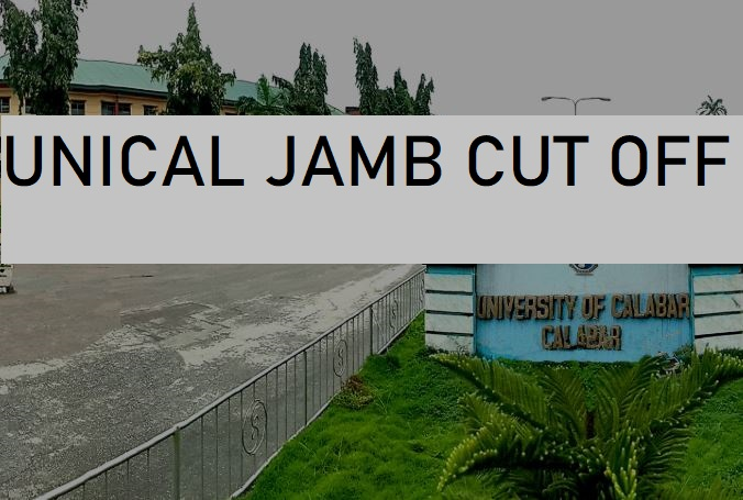 UNICAL JAMB Cut Off Mark for All Courses 2020/2021 Academic Session 3