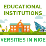 List of Universities In Nigeria - Private, States and Federal Universities 5