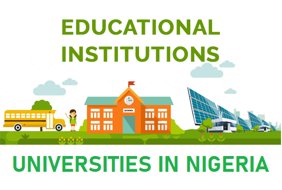 List of Universities In Nigeria - Private, States and Federal Universities 1