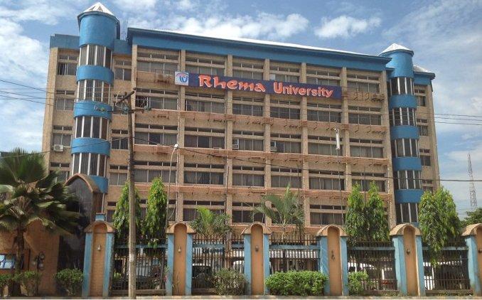 Rhema University School Fees For Fresh Students [year]/[nyear] Academic Session 1