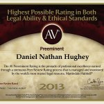 AV-preeminent-rating-Hughey-Law-Firm