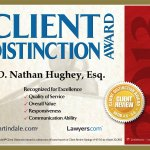 Client-Distinction-Award-Hughey-Law-Firm