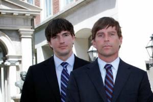 Stuart Hudson & Nathan Hughey