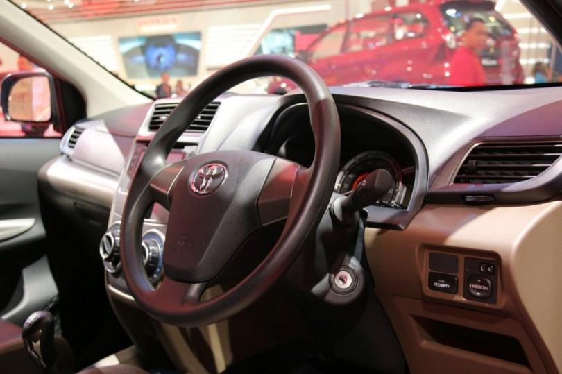 Interior (foto : Rosid)