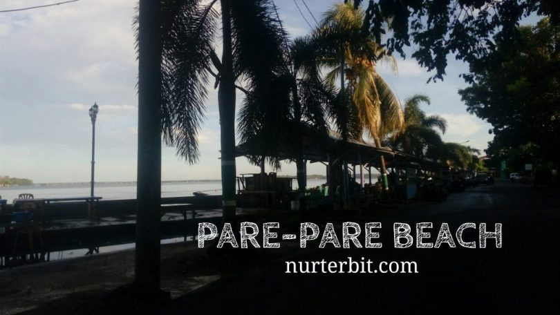 PARE - PARE BEACH