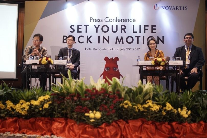 Bicara seputar gagal jantung (dok Novartis Indonesia)