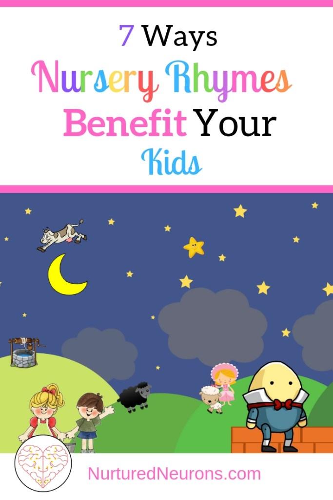7 Ways Nursery Rhymes Benefit Your Kids