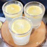 Ginger Lemonade Elixir