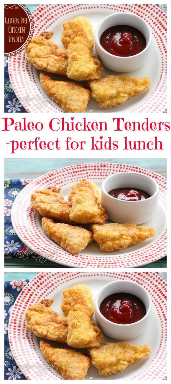 paleo chicken tenders