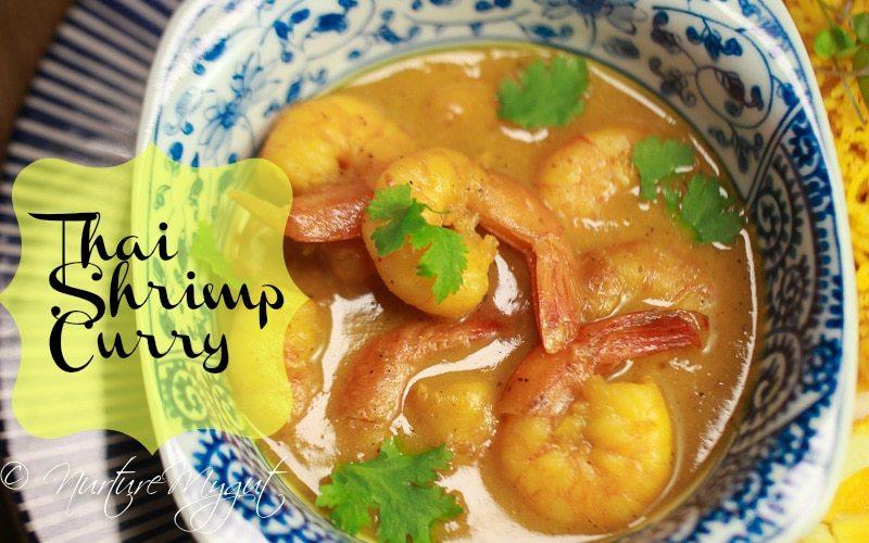 Thai Shrimp Curry Recipe