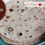 Paleo Tortilla's 2.0 (Nut Free/Gluten Free/Dairy Free)