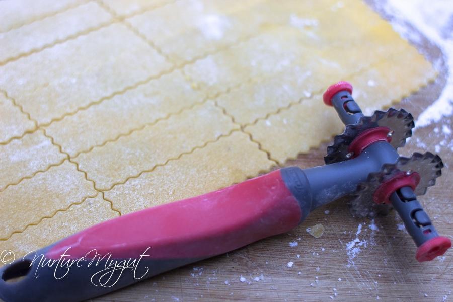 Paleo Handmade Reginette Pasta