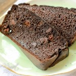Grain Free Death By Chocolate Zucchini Bread