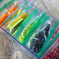 Ultimate Self-Serve Snack Drawer For Busy Families
