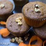 Best Paleo Carrot Muffins