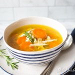 Instant Pot Best Tasting Chicken Soup