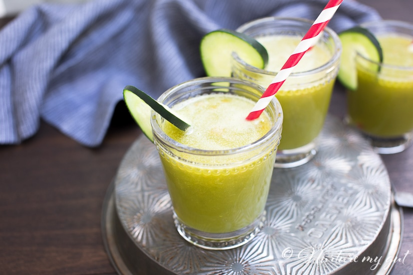 Ultimate Cough Buster Juice