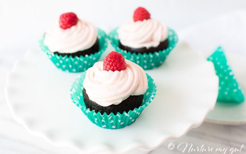 Best Gluten Free Chocolate Cupcakes {Dairy Free/Nut Free}