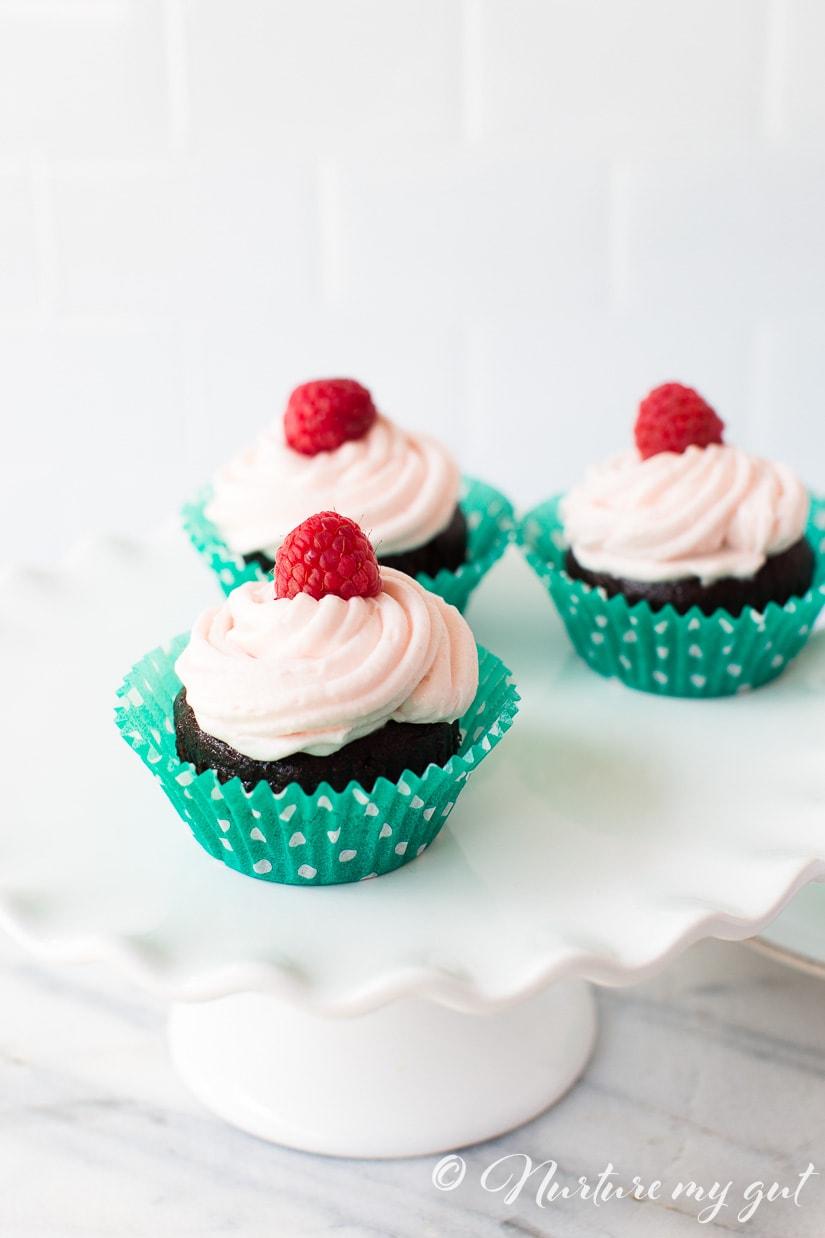 Best Gluten Free Chocolate Cupcakes
