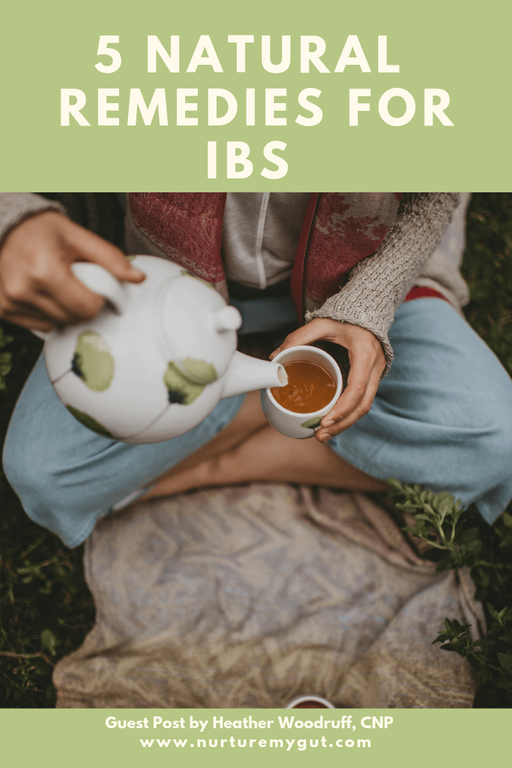 5 Natural remedies for IBS