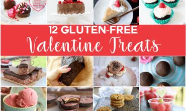12 Gluten Free Valentine Treat Recipes