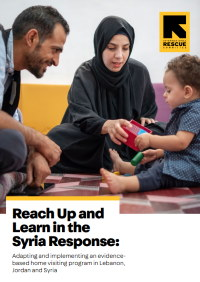 Nurturing care in the Middle East