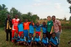 Vasco, unser Gärtner, der nachwievor in seiner Freizeit unentgeltlich die Jugend des Dorfes jeden Tag als Fußballtrainer unterstützt