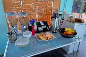 Continental Breakfast Selection