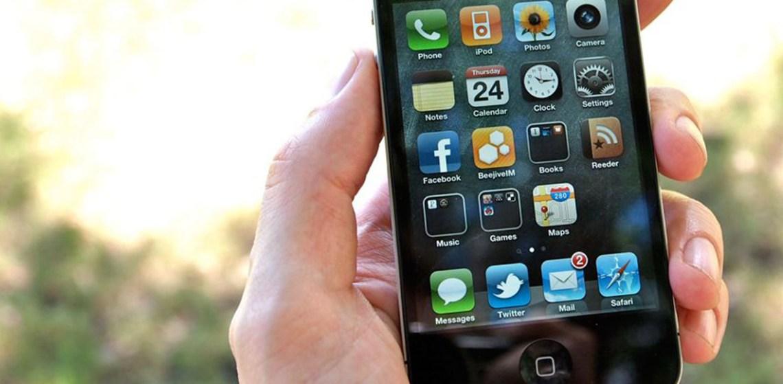 iPhone 4 Sumber Gambar iMore