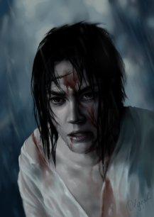 Inilah Sasuke Uchiha oleh olggah