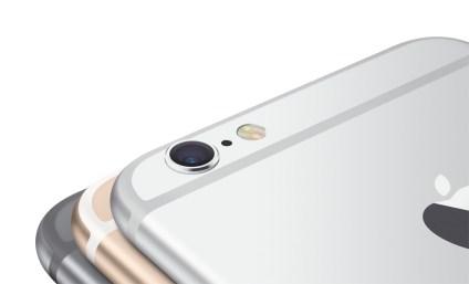 Kamera iPhone 6