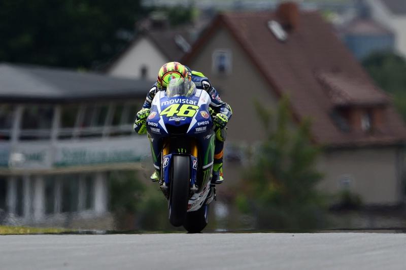 MotoGP 2015 Valentino Rossi