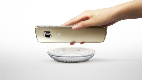 Quick Wireless Charging Samsung GALAXY Note 5